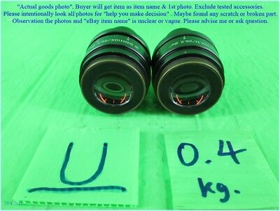 Olympus Swh10x-h/26.5, Microscope Eyepieces (pair) As Photo, Dhl To Us, Dφm.