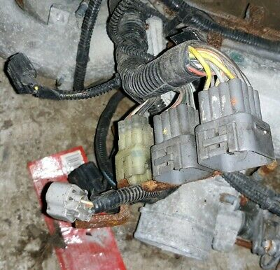 1998 Dohc Forester Engine Wire Harness 24020ab990