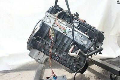 2009 Bmw E92 328i #1 Coupe Rwd Auto Engine Motor Block Assembly