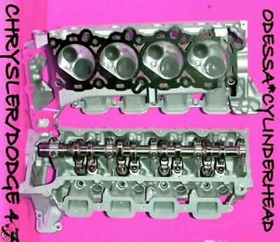Chrysler Dodge Jeep Cherokee Dakota 4.7 Sohc Cylinder Heads No Core Required