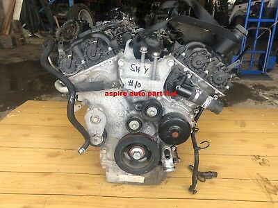2015-2017 Chrysler 200 Engine 3.6l Vin G Oem