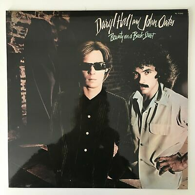 Daryl Hall And John Oates - Beauty On A Back Street  1977 Record Vinyl Lp Sealed