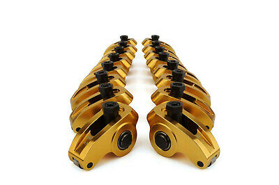 19045 16 Comp Cams Ultra Gold Arc Rocker Set W/ 1.73 Ratio For Fits Ford 351c,