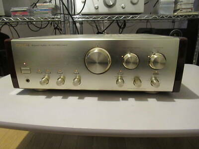 Used Sansui Au-α607mos Limited Integrated Amplifier (transistor) From Japan