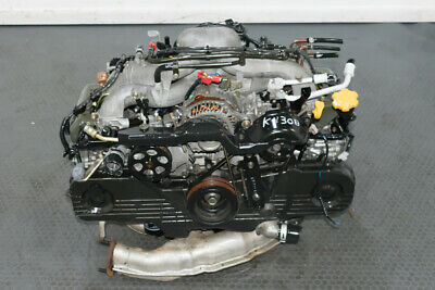 Used Ej203 2.0l Subaru Engine Long Block Replacement For 2.5 99-05 Impreza Sohc