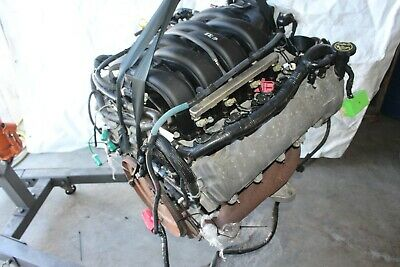 2006 Ford Mustang Gt Conve #133 Engine Motor Block Complete Assembly 61k/mi