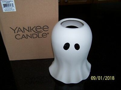 Yankee Candle - Glowing Ghost Tealight Candle Holder (large - 1522619)