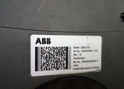 Abb Panel 3hac028357-001 Free Expedited Shipping 3hac028357001 Refurbished