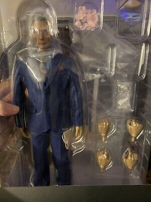 Rare Dr. Hannibal Lecter  Mads Mikkelsen Three Zero 1/6 Scale Figure New In Box