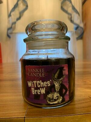 Yankee Candle Witches
