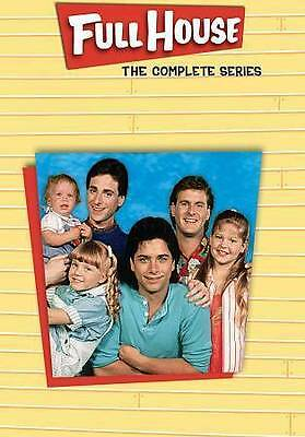 Full House - The Complete Series Collection (dvd, 2014, 32-disc Set)
