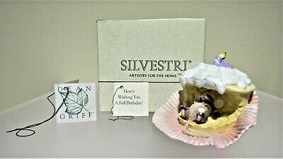 Charming Tails Mouse In Birthday Cupcake 97/715 Original Box A Full Birthday
