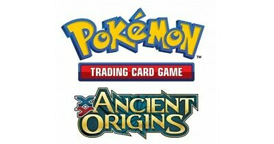Pokemon Trading Cards - XY Series: Ancient Origins Set (2015) 1/98-100/98