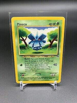 Pokemon Neo Discovery - Pineco 61/75 - Common