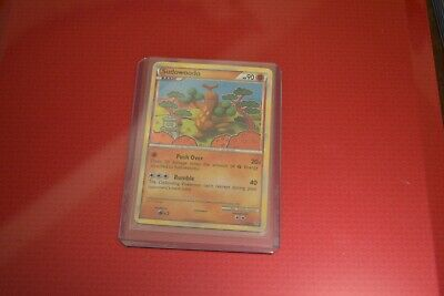 Pokemon HS Unleashed Holo Sudowoodo Excellent to Near Mint condition