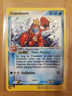You Choose! Vintage Pokemon Cards EX Dragon 2003 Free D.S