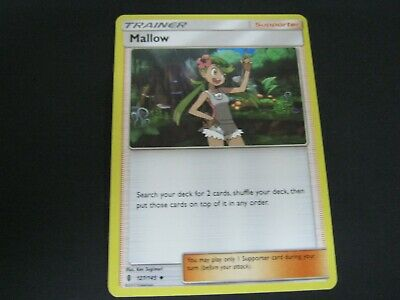 Pokemon Card Guardians Rising Number 127 MALLOW