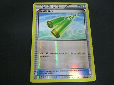 Pokemon Card Generations Holo REVITALIZER Number 70