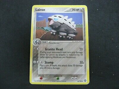 Pokemon Card Ex Power Keepers Number 32 LAIRON