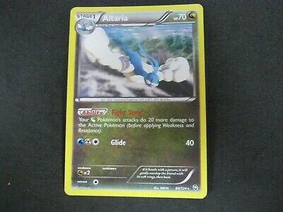 Pokemon Card (1) Dragons Exalted Holo Number 84 ALTARIA
