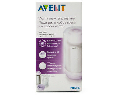 Best Price! Philips Avent Thermo Flask Thermal Bottle Warmer Baby Phillips
