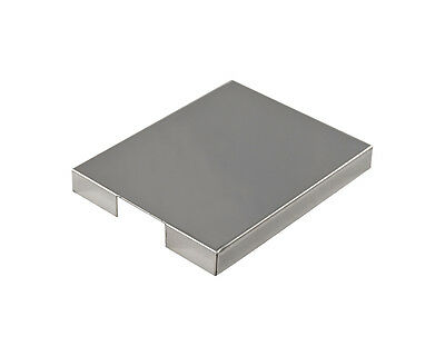 1998-2004 Mustang Polished Chrome Stainless Steel Fuse Box Cover