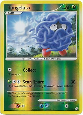 Tangela 77/99 Platinum Arceus REVERSE HOLO PERFECT MINT! Pokemon
