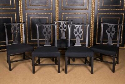 5 Beautiful Antique Chairs In The English Style
