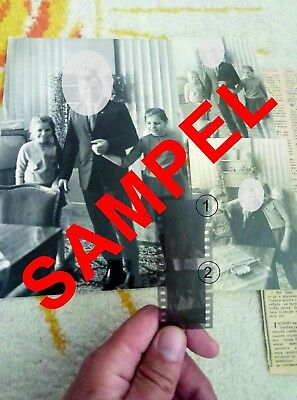Series Photograph (negatives) Of Yuri Gagarin.space. Photo 1968. Very Rare!
