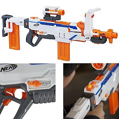 Nerf Modulus Regulator Features 3 Modes Switchfire Technology 2 Scopes Xmas Gift
