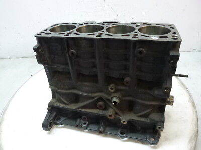 Engine Block Crankshaft Piston Golf Jetta Touran 2,0 Tdi Bkd En270886
