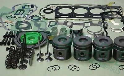 Caterpillar Th210 Th215 Rc-85 3054c 3054e 4.4l Engine Overhaul Kit Rebuild Kit