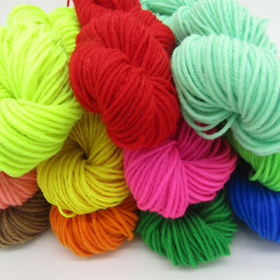 пряжа Polyester Knitting New Knitting Wool