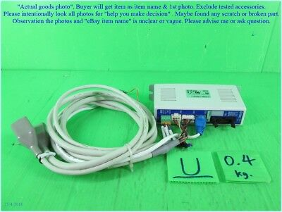Smc Lecp6nd-lerh50k-1, Stage Driver & Cable As Photo, Sn:2497, Dhltous, Dφm Rep