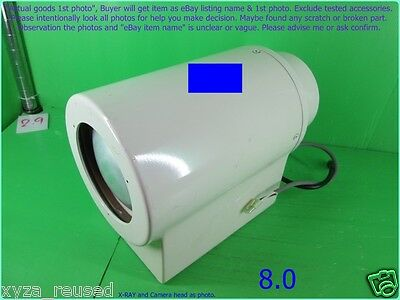 X-ray Image Intensifier Camera Head As Photo, Unknow Data As Is, Dφm