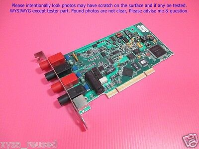 National Instruments Ni Pci-4065 Card As Photos, Sn:e0c7 Tested, Dφm