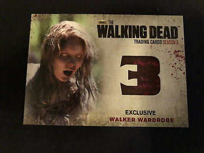 Walking Dead Season 3 Walker M30-ht - Wardrobe (hot Topic Exclusive)