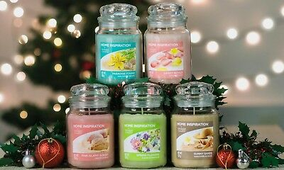 Yankee Candle Large Jar 538g - Up To 135 Hour Burn Time
