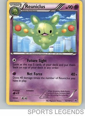 2011 pokemon Noble Victories rare Reuniclus 52/101