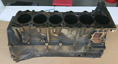 Om603 Diesel Turbo Block Fits: 87 Mercedes-benz 300td - Local Pickup Only