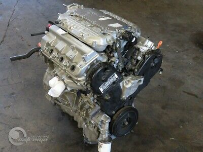Honda Accord Hybrid 05 06 07 Engine Motor Long Block Assembly 3.0l V6 286k Mi.