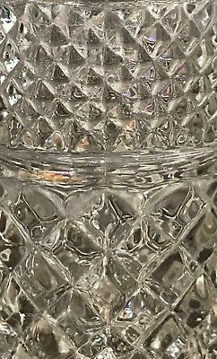 Wexford Glass Anchor Hocking Goblets Tumblers Choice Punch Bowl #5984