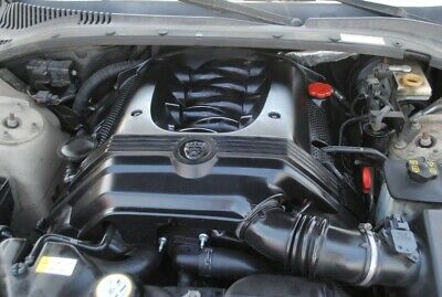 03-05 Jaguar S-type Engine 4.2l Vin U 8th Digit California Emissions Complete
