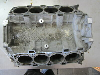 #ble38 Bare Engine Block Needs Bore 2014 Ford F-150 5.0 Br3e6015hf