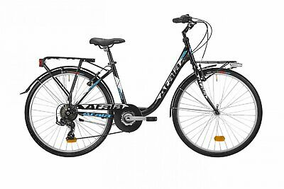 Bicycle Unisex Atala Griffin 7v 2019 Shimano Walking Alu Black 26 ""