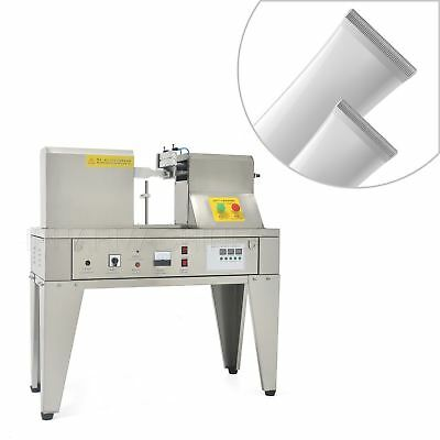 Qdfm-125 Ultrasonic Tube Sealing Machine For Plastic With Cutter/ Printing