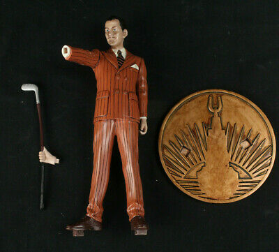 Official Bioshock Andrew Ryan Statue Limited Ed. 1/200 Made Dev. Team Irrational