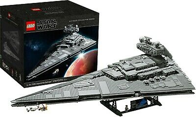 Lego 75252 Star Wars Ultimate Collector Series Imperial Star Destroyer 4784pcs