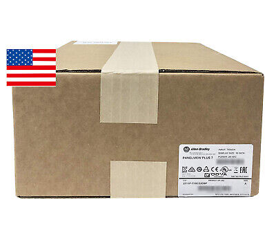 Wonderful 2019 Usa Stock Allen Bradley 2711p-t10c22d9p Fast Shipping