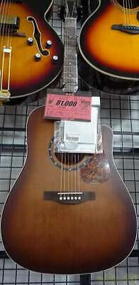 Norman B18 Cw T.burst  Acoustic Electric Guitar Collection Special Excellent